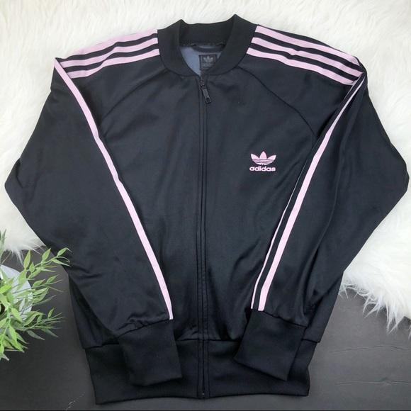 87dccc87be91 adidas Jackets   Blazers - Adidas• 2004 retro superstar track jacket